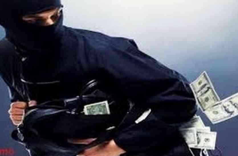 चोरों ने मचाई धमाचौकड़ी, दर्जन से अधिक घरों को बनाया निशाना