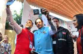 पूर्व केन्द्रीय मंत्री थरूर ने भाजपा पर किया सियासी वार, हर मोर्चे पर केन्द्र सरकार को बताया विफल