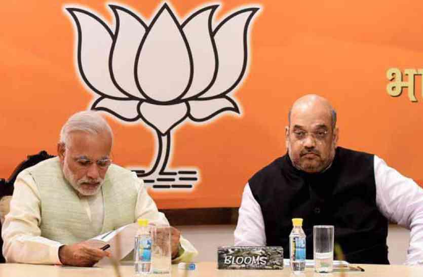 बड़ी खबर : चुनाव से पहले बीजेपी को बड़ा झटका, नहीं मिलेगा एक भी वोट, खायी शपथ! वीडियो वायरल