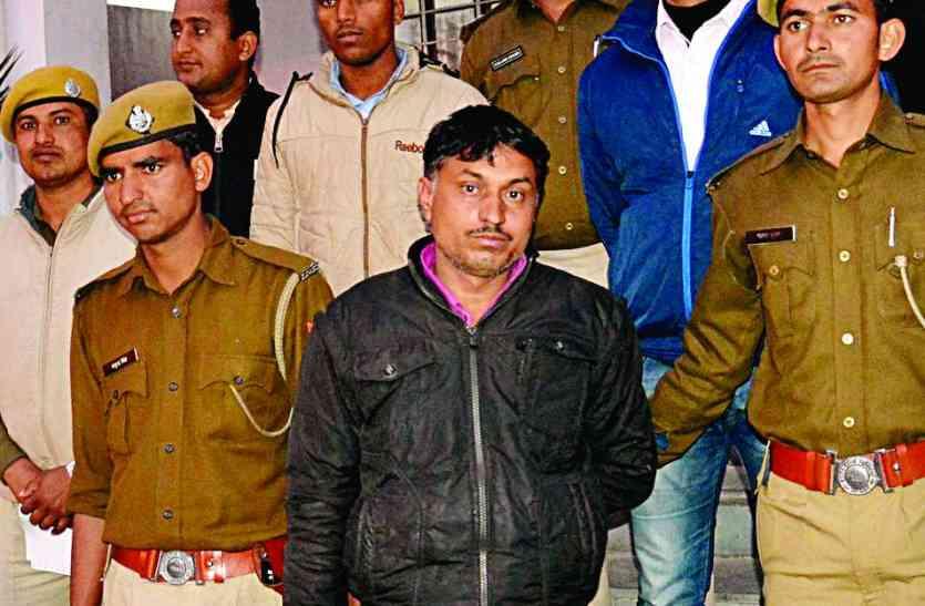 अलवर में इस व्यक्ति ने 2 लाख चोरी कर दी पुलिस को सूचना, अब पुलिस की गिरफ्त में, देखें विडियो