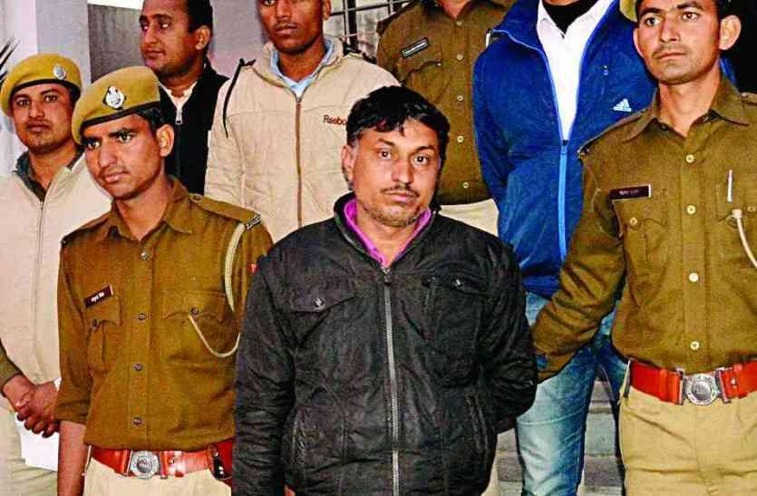 अलवर: 2 लाख रुपए लूटकर दी पुलिस को सूचना, पुलिस ने दो दिन में ही खोला राज