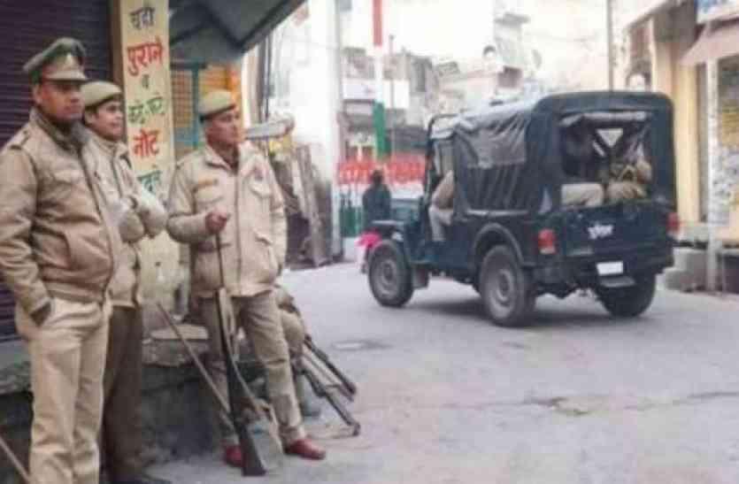कासगंज हिंसा: चंदन गुप्ता हत्याकांड का मुख्य आरोपी सलीम गिरफ्तार, 2 अभी भी फरार