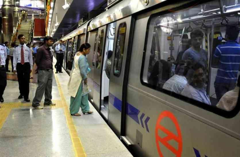मैजेंटा लाइन से DMRC को हुआ फायदा, पिछले 3 महीने में तेजी से बढ़ी यात्रियों की संख्या