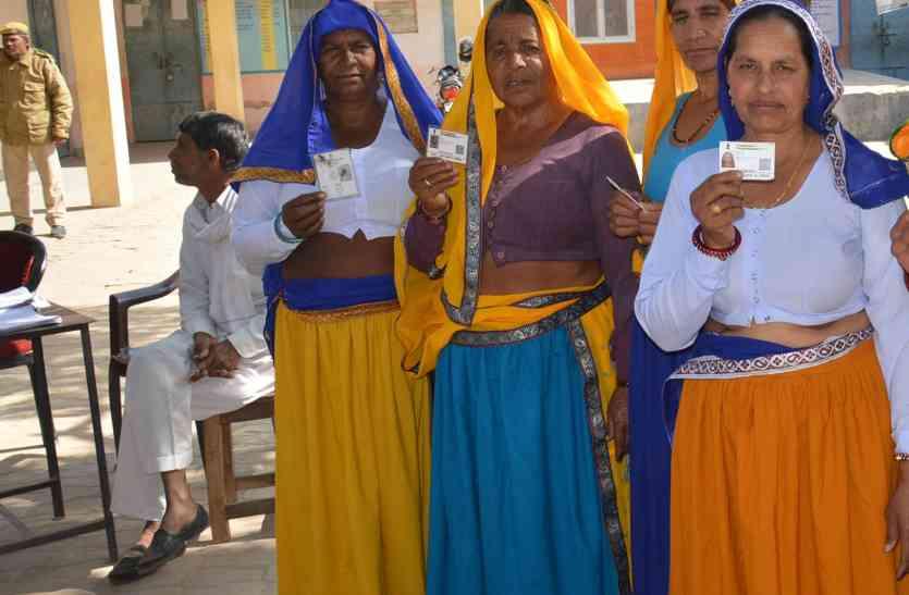 अलवर उपचुनाव: न गीत न ठट्टा, मतदाताओं ने लगाया ठप्पा