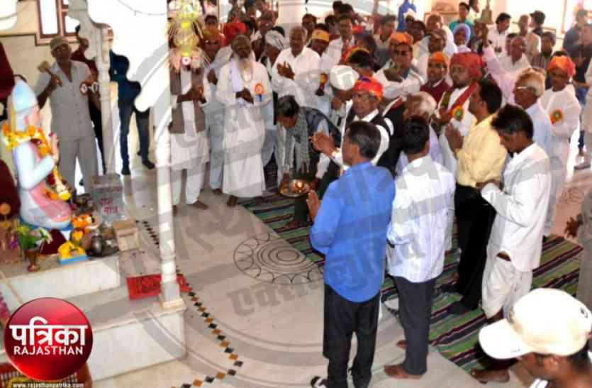 बांसवाड़ा : संत रविदास जयंती पर निकाली विशाल रैली, भजन-कीर्तन में डूबे लोग