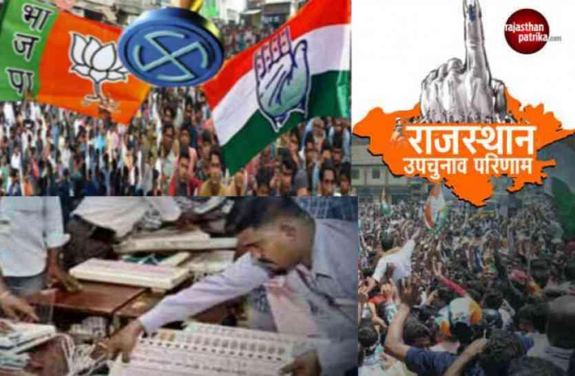 उपचुनाव: ये दिग्गज भी नहीं बचा पाए भाजपा की डूबती नैया, अब कांग्रेस में इन नेताओं का बढ़ेगा कद!