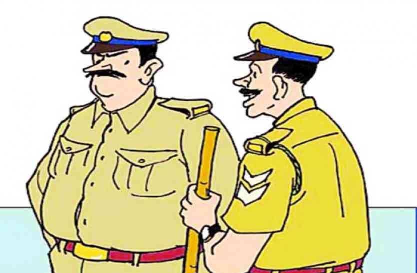 अवैध शराब को लेकर पुलिस व आबकारी अधिकारी आमने-सामने