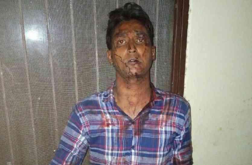 अलवर: शराब पार्टी में हुआ झगड़ा तो साथी को मार दी गोली, मौके पर ही हो गई मौत