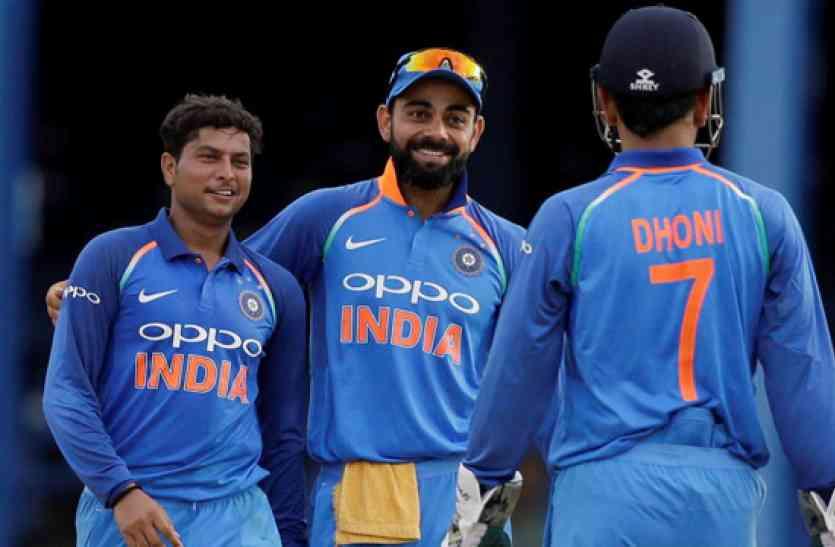 इस भारतीय दिग्गज को दिया कुलदीप ने अपनी सफलता का श्रेय