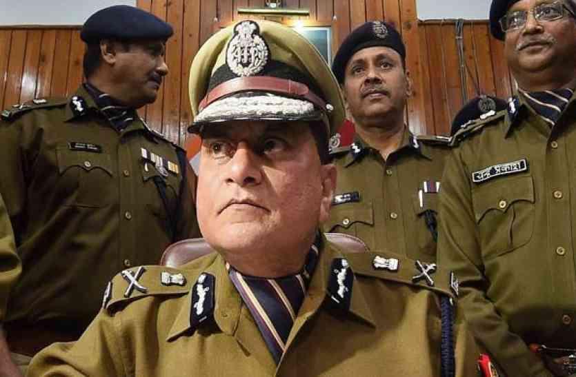 Image result for dgp op singh in saharanpur [object object] अपराधियों को पुलिस का खौफ, 6848 बदमाश जमानत निरस्त कराकर जेल गए up dgp op singh 2310500 835x547 m
