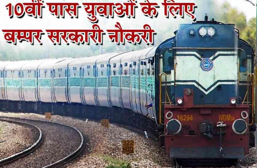 रेलवे भर्ती बोर्ड ने निकाली 17849 नौकरियां, 05 मार्च से पहले करें आवेदन, ये है पूरी प्रक्रिया