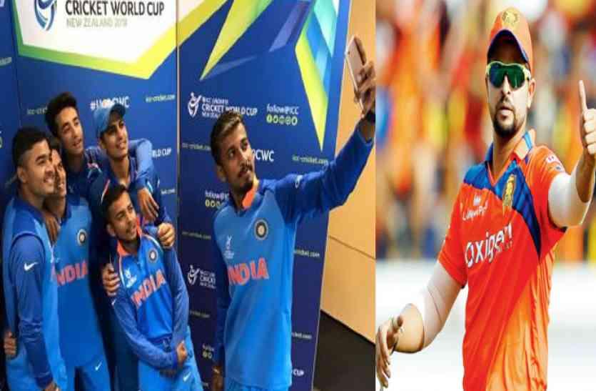 U- 19 World Cup 2018 : ऑस्ट्रेलिया को हराकर चौथी बार विश्व चैंपियन बना भारत, सुरेश रैना ने ट्वीट कर दी बधाई