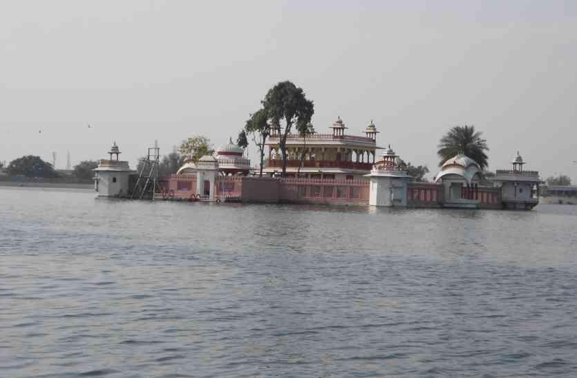 नौकायन एकेडमी: 30 किमी की रफ्तार से सागर की लहरों पर दौड़ेगा राजस्थान, कोटा में शुरू हो रही ट्रेनिंग