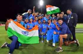video: जीत के तुरंत बाद कुछ ऐसा था टीम इंडिया के ड्रेसिंग रूम का नज़ारा