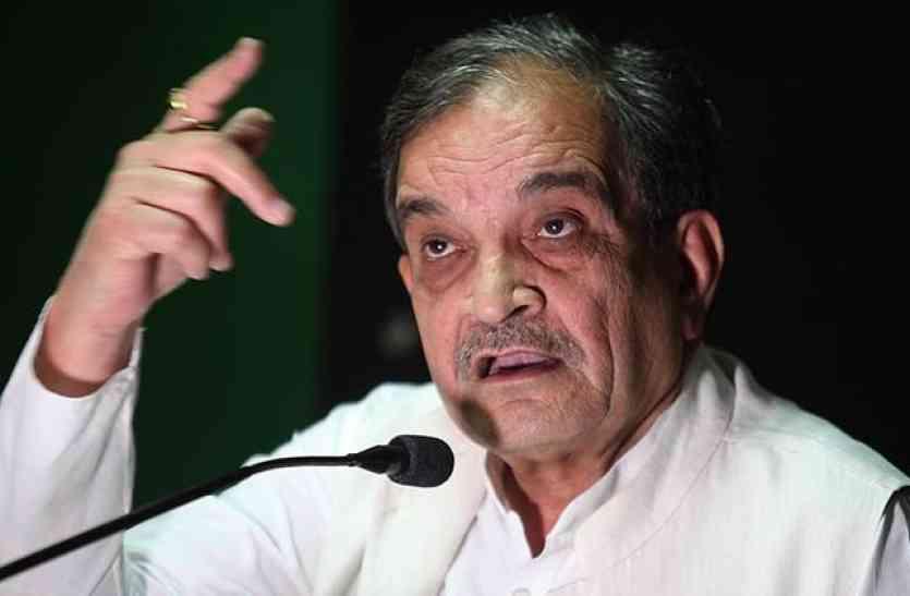 केंद्रीय इस्पात मंत्री बीरेंद्र सिंह का बड़ा बयान,सुशील गुप्ता पैसे देकर बने राज्यसभा सदस्य