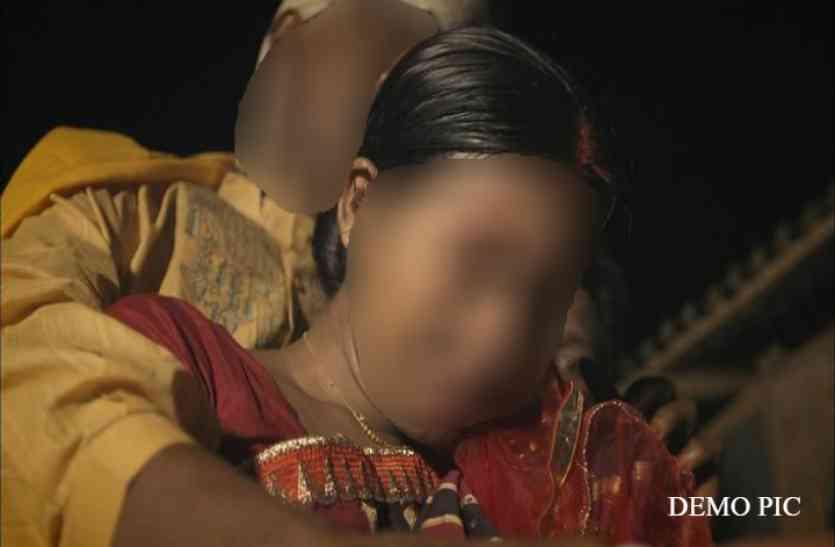 आजमगढ़ में प्रेमी युगल का कराया गया विवाह