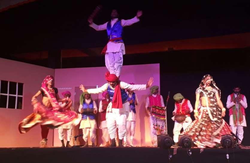 भोपाल में दिखा थिएटर का दम, 10 यंग आर्टिस्ट को मिली सीसीआरटी स्कॉलरशिप