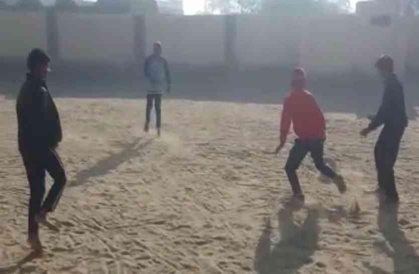 खेल मैदान के आभाव में दम तोड़ रही युवा प्रतिभाएं, तो इसलिए नैशनल स्तर के खिलाड़ी हो रहे परेशान