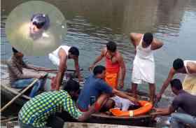 भरतपुर: सुजान गंगा नहर में युवक ने छलांग लगाकर की आत्महत्या, देखें तस्वीरें