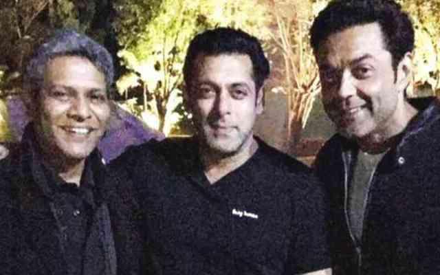 Salman Khan in Race 3: Thai Speaking Viral Video