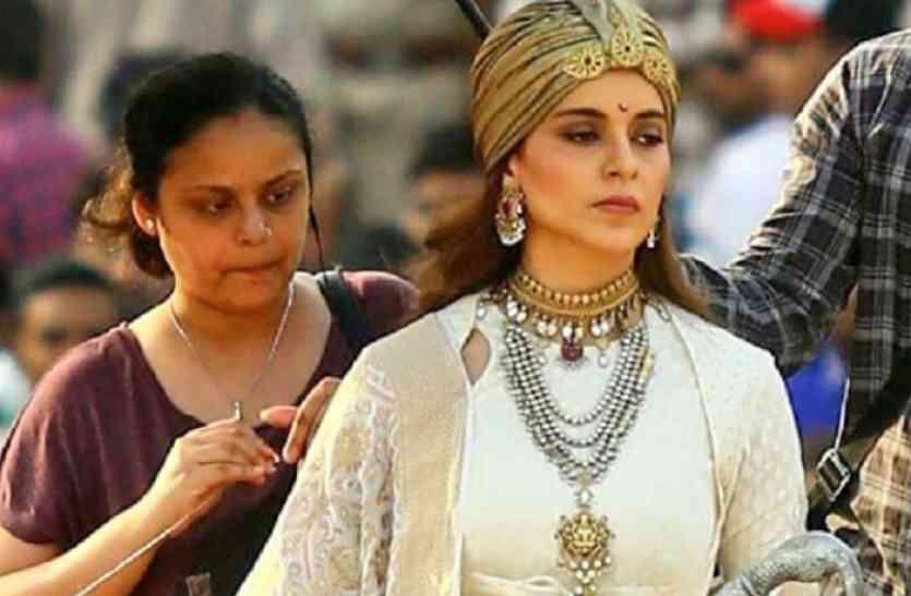 राजस्थान: पद्मावत के बाद अब 'मणिकर्णिका' पर फिर बोली बीजेपी- इतिहास के साथ छेड़छाड़ बर्दाश्त नहीं