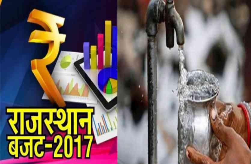 राजस्थान बजट 2017-18: पेयजल के लिए हुए थे ये बड़े ऐलान, जानिए किस जिले के लिए क्या था लक्ष्य