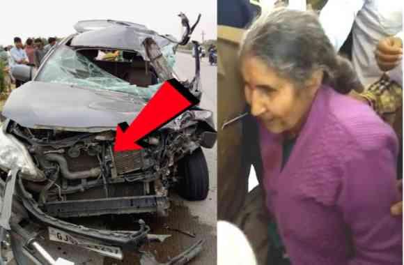 पीएम मोदी की पत्नी जसोदाबेन सड़क दुर्घटना में घायल, सिर पर आई चोट