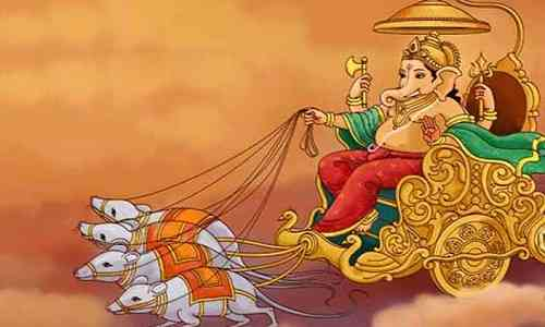 Why Did Ganesha Choose Mouse As His Vehicle - गणेश जी ने अपना वाहन मूषक ही  क्यों चुना? जानिए 2 रोचक कथा | Patrika News