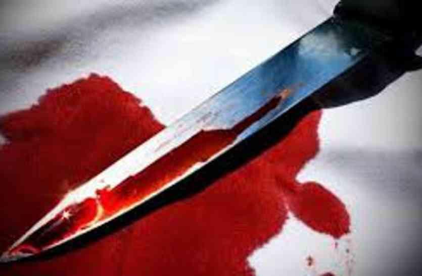 पुरानी रंजिश में होटल संचालक और कर्मचारी को मारे चाकू