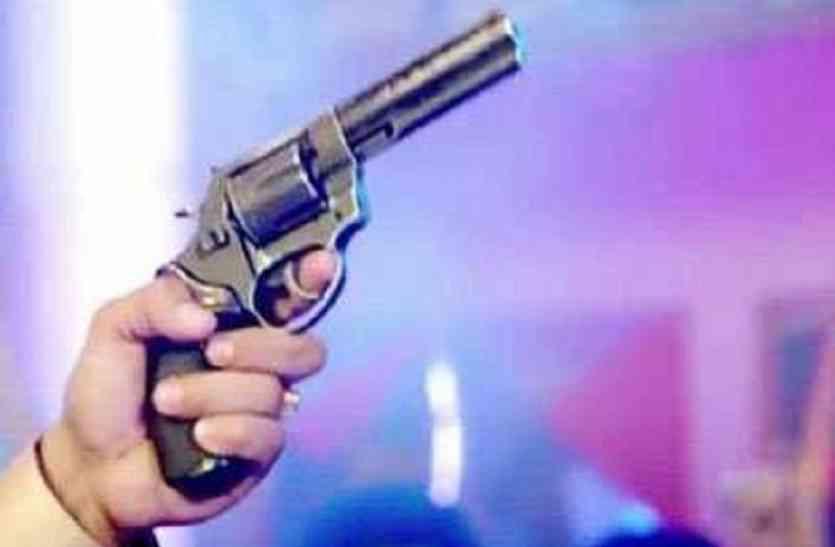 प्रतापगढ़ में शादी समारोह के दौरान हर्ष फायरिंग, दुल्हन के भाई को लगी गोली