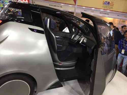 Auto Expo 2018: two seater car launch in india soon