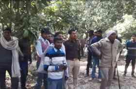 जंगल से आए तेंदुए ने ग्रामीणों पर किया हमला, लोगों में दहशत का माहौल
