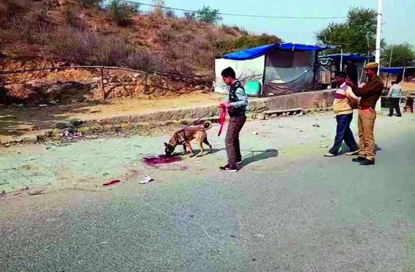 अलवर के भिवाड़ी में दंपती की गला रेतकर की हत्या, दुकान के बाहर मिले शव,   क्षेत्र में फैली सनसनी