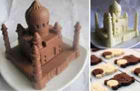Chocolate Day : उन्हें दें यह टेस्टी ताज महल