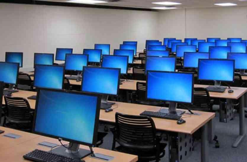 माध्यमिक शिक्षा के आदर्श स्कूलों में बनेंगी कम्प्यूटर लैब, विद्यार्थियों को मिलेगा लाभ