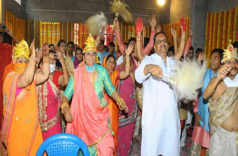 श्री कुंथुनाथ स्वामी जिनालय में प्राणप्रतिष्ठा