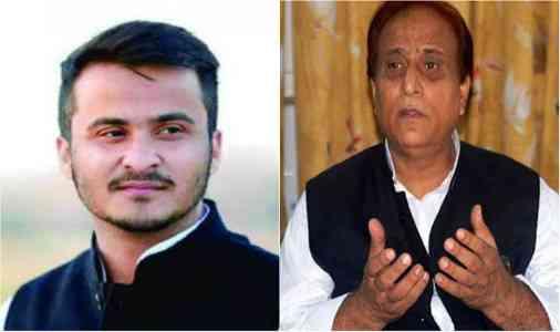 Samajwadi Party leader azam khan and his son threaten to kill