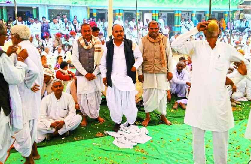 गुडला चंदन पद दंगल में उमड़ा जनसैलाब,पद दंगलों से भारतीय संस्कृति जीवित रहेगी