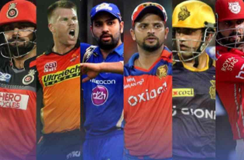 इस बार आईपीएल में होगी इस रंग की बॉल, इस शहर के बल्ले से खेलेंगे दिग्गज खिलाड़ी