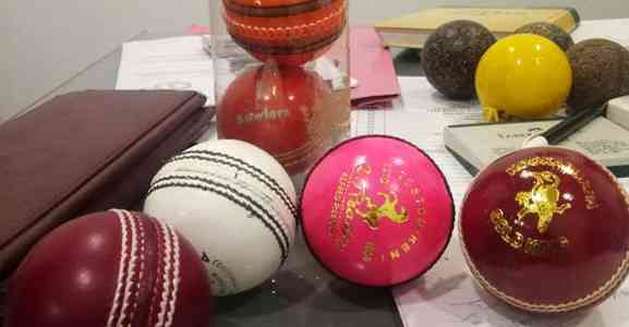 rose colour ball used in ipl
