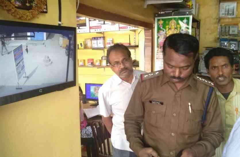ब्रेकिंग- व्यापारी को बंधक बनाकर लूटने वाले दो में से एक युवक को पुलिस ने पकड़ा