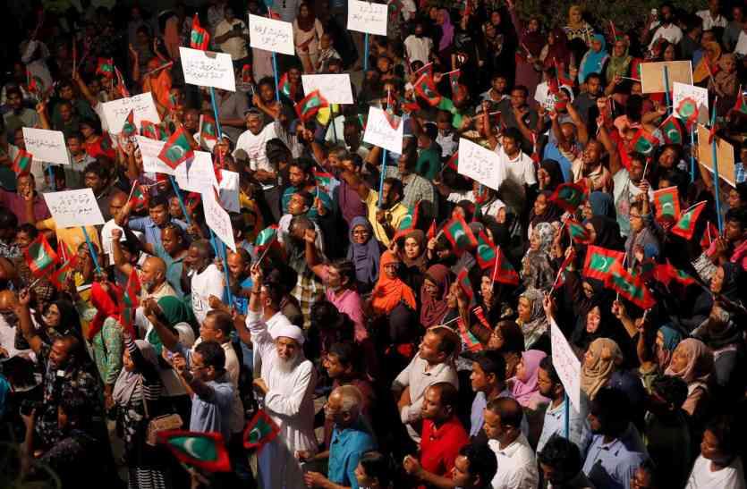 भारतीय समेत मालदीव में गिरफ्तार दोनों पत्रकार रिहा, सरकार ने उन्हें देश छोड़ने का दिया आदेश