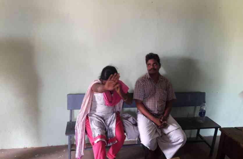 संदिग्ध माओवादी दम्पती तिरुवल्लूर के जंगलों से गिरफ्तार