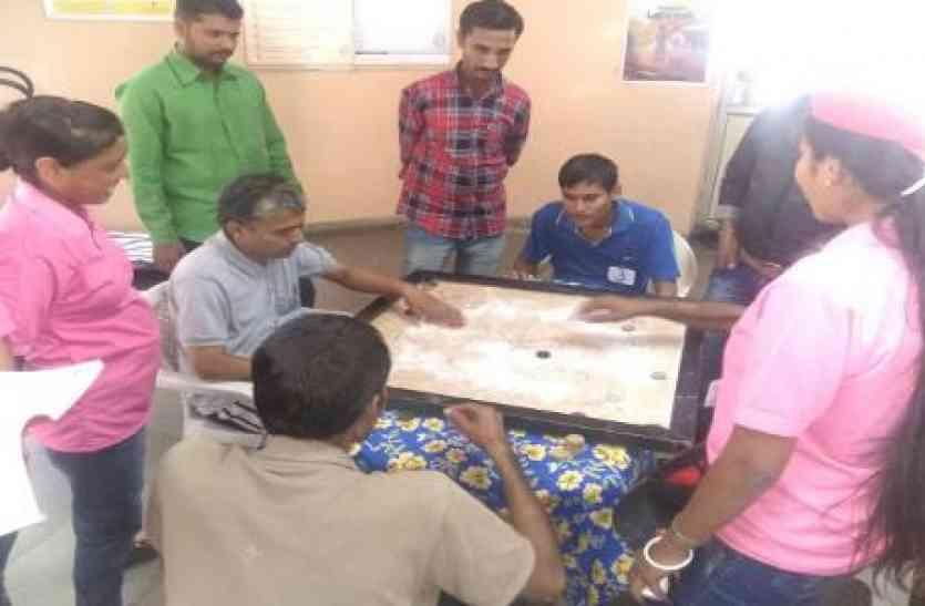 अहमदाबाद मेंटल अस्पताल के मरीजों का दबदबा