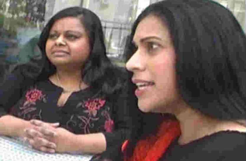 माता पिता की तलाश इन दो सहेलियों को अमेरिका से आगरा ले आई