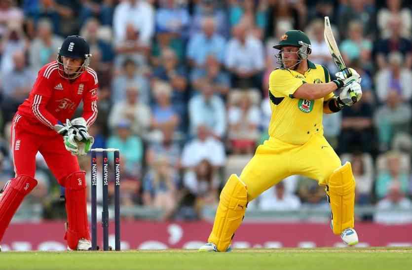 टी-20 त्रिकोणीय सीरीज : आस्ट्रेलिया की लगातार तीसरी जीत, इंग्लैंड को 7 विकेट से हराया
