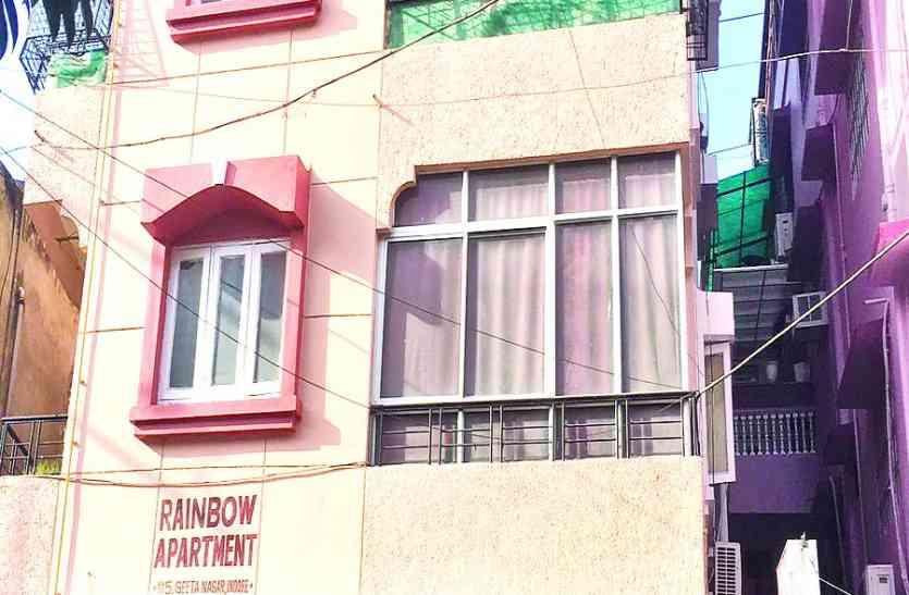 पति ने भेजा तलाक का नोटिस तो चौथी मंजिल से कूद गई महिला