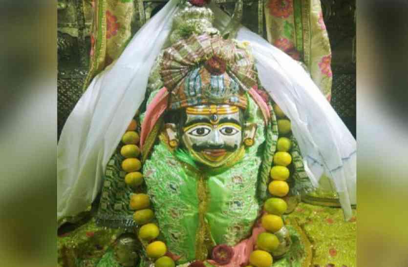 शिवनवरात्रि : महाकाल ने धारण किया होलकर स्वरूप, भक्तों ने लगाए जयकारे...