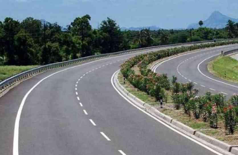 National Highway 233 Construction Is Pending Up News In Hindi - राष्ट्रीय  राजमार्ग बना रही कंपनी ने खींचे हाथ, एनएच के निर्माण पर लगा ग्रहण | Patrika  News
