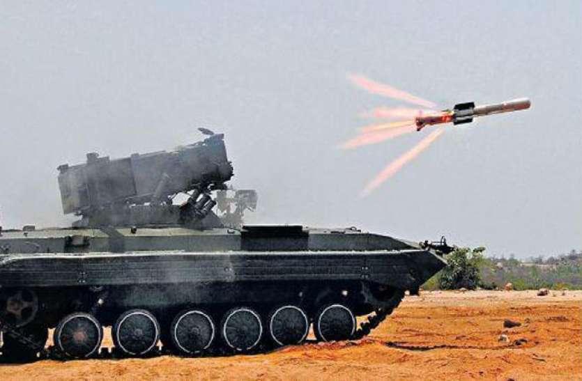 इजराइल भारतीय सेना के लिए देगा आधुनिक एंटी टैंक एमुनेशन